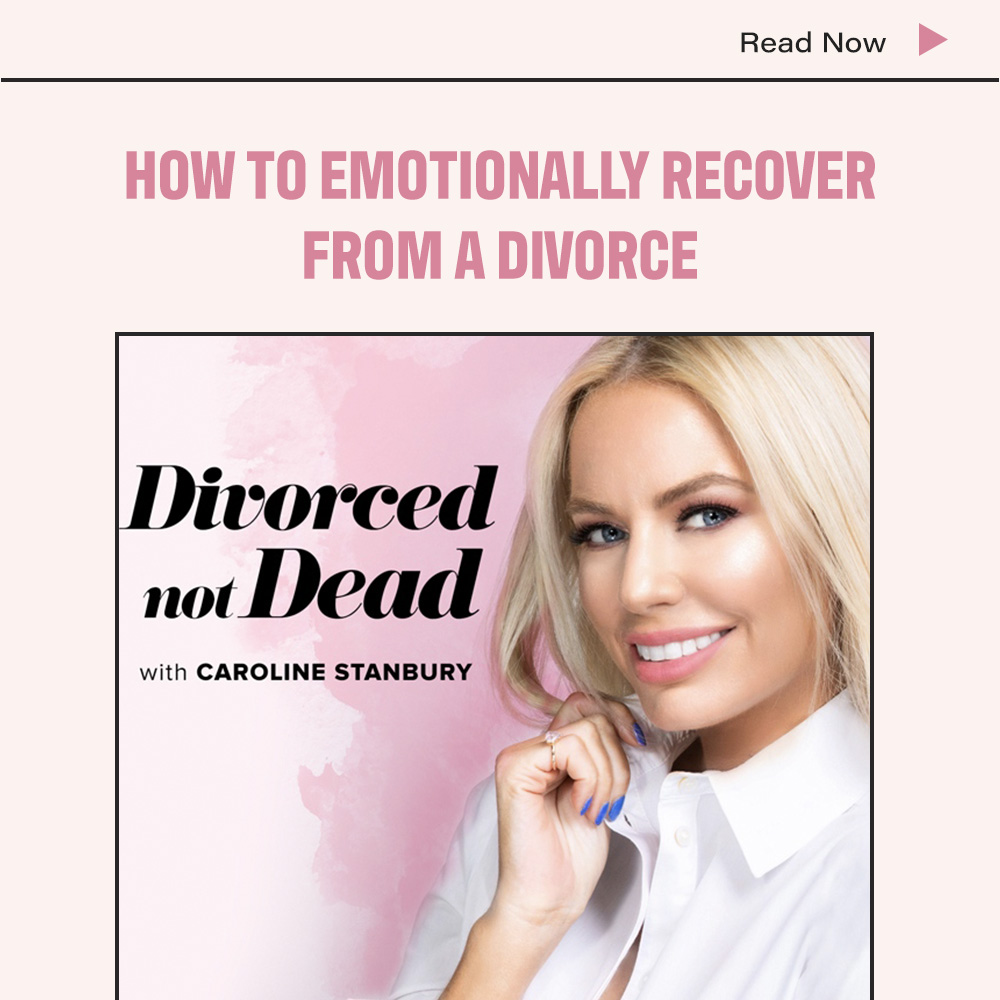 How To Emotionally Recover From A Divorce